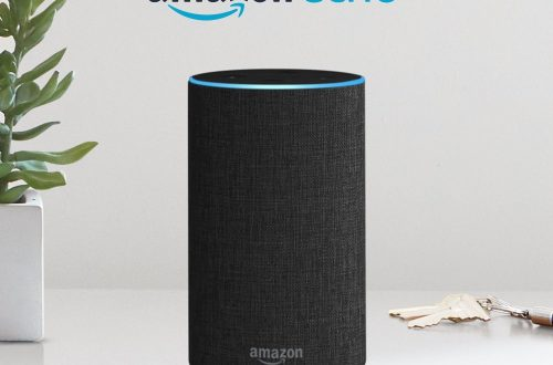 Echo Alexa Amazon