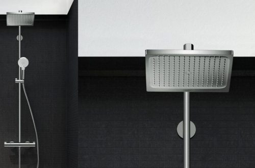 Hansgrohe colonne de douche Showerpipe Crometta E 240