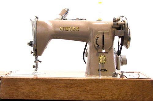 Machine à coudre Singer tradition